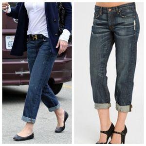J Brand Steve Distressed Boyfriend Jeans 👖
